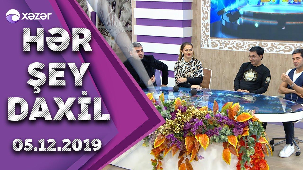 Hər Şey Daxil  -  Roza Zərgərli, Əkbər Əliyev, Adil Karaca, Aslan Hüseynov      05.12.2019