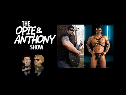 Opie and Anthony: What If Diesel Washington Fucked Steve C? (01-15-2007) #202