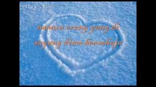 Scorr - Bila Hati Dah Sayang (lirik)
