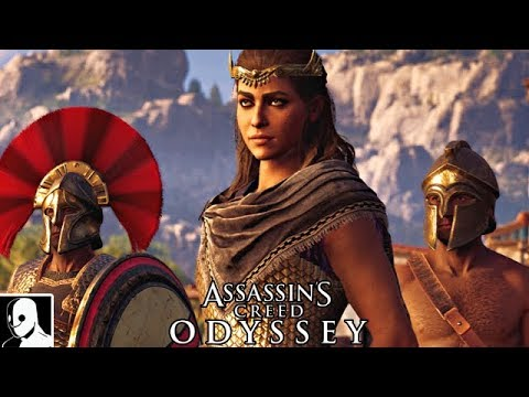 Assassin's Creed Odyssey Episode 2 Schattenerbe DLC Deutsch #4 - Die geheime Klinge thumbnail