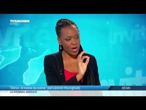 Léonce Houngbadji est l'invité du journal Afrque