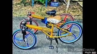 Basikal Lajak padle sisto vs Pontian Johor
