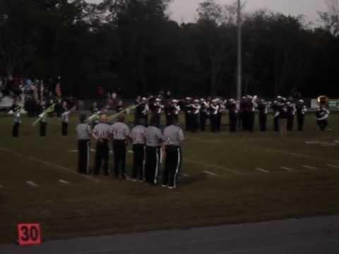 Liberty High School Marching Band (Bedford Va) 2011