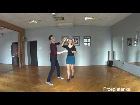 Discofox (taniec użytkowy) figury wg. modułów :)