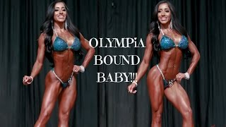 I am going to the 2017 OLYMPIA!!