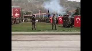 Erzincan 59.Topcu Tugayı 1993/2 Yemin Töreni