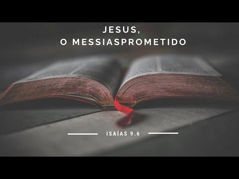 Assista: Jesus, o Messias prometido - Pr. Wagner Leite Bonfim