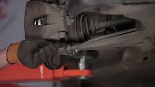 Montage Rotule inferieur à domicile vidéo instruction pour OPEL ZAFIRA