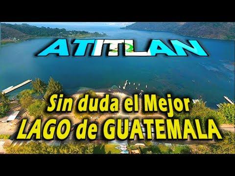 ATITLAN EL LAGO MAS HERMOSO DE TODA GUATEMALA