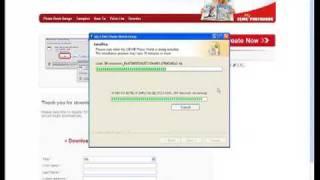 CEWE PHOTOBOOK Software Downloading and Installing Tutorial