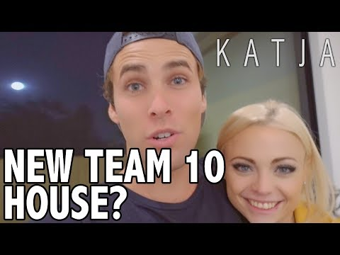 NEW TEAM 10 HOUSE?  w Tristan Tales, Dr Jason Worrall, Francesca Eastwood