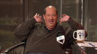 "Actor Brian Baumgartner Talks ""The Office"" on The RE Show - 3/28/17"