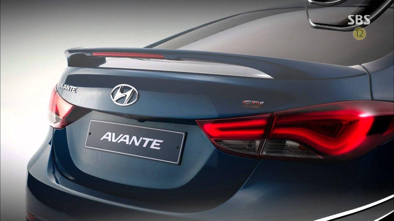Hyundai Avante TUIX (Elantra) 2015 commercial (korea ...