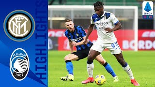 Inter 1-0 Atalanta | L'Inter supera anche la Dea e torna a +6 | Serie A TIM