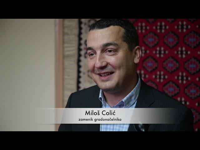 Miloš Colić - Grad Pirot će podržati preduzetničke ideje koje se tiču očuvanja starih zanata