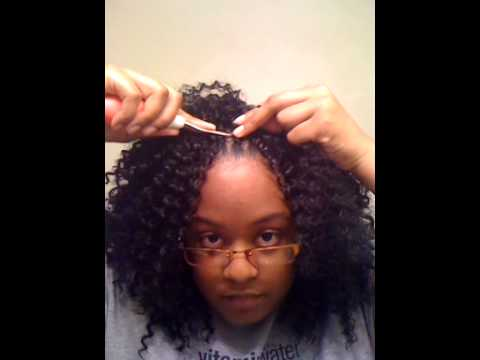 Crochet Hair Youtube : Crochet braids - YouTube