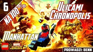 LEGO Marvel Super Heroes 2 na 100% [#6] - Manhattan 3/4