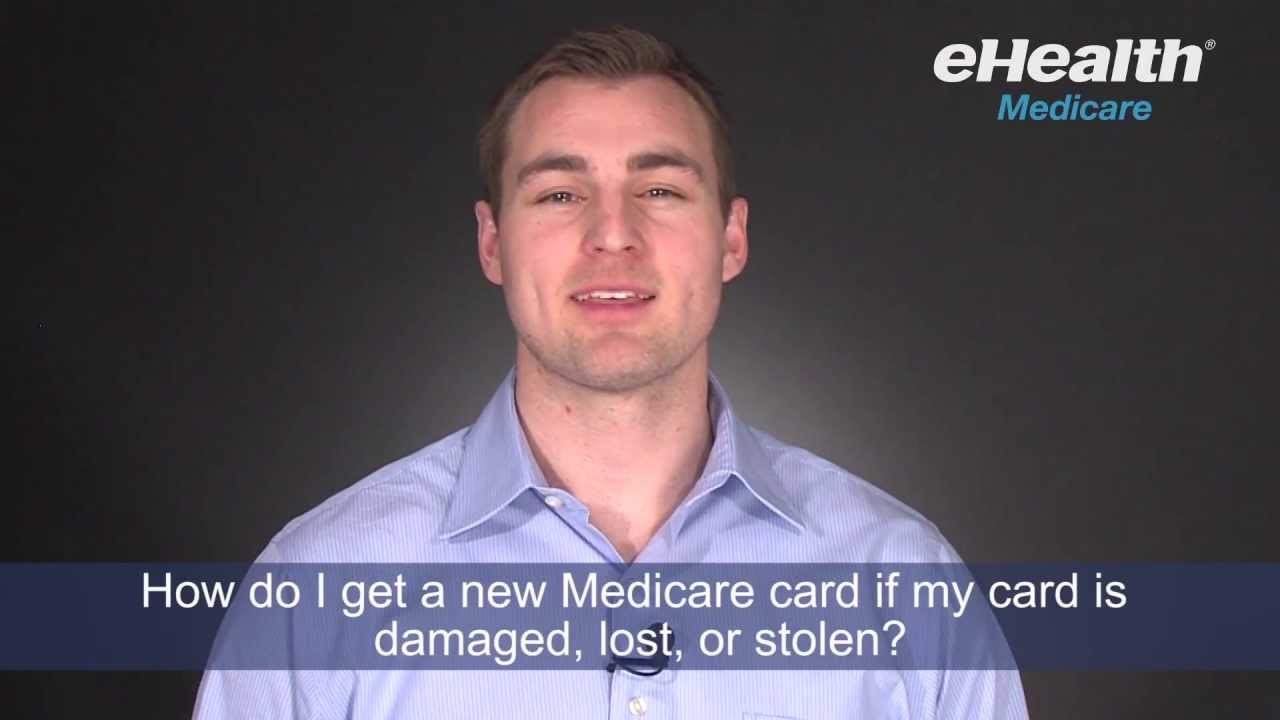 How Do I Get A New Medicare Card If My Card Is Damaged, Lost, Or Stolen?