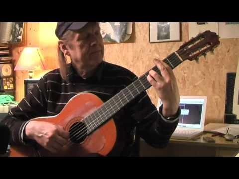 Adele Someone Like You Guitar Lesson by Siggi Mertens