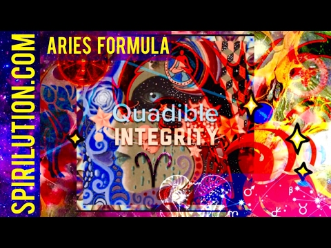 ★Aries Astrological : Zodiac Soul Path Healing Formula★  (Brainwave Entrainment Intent Frequencies)