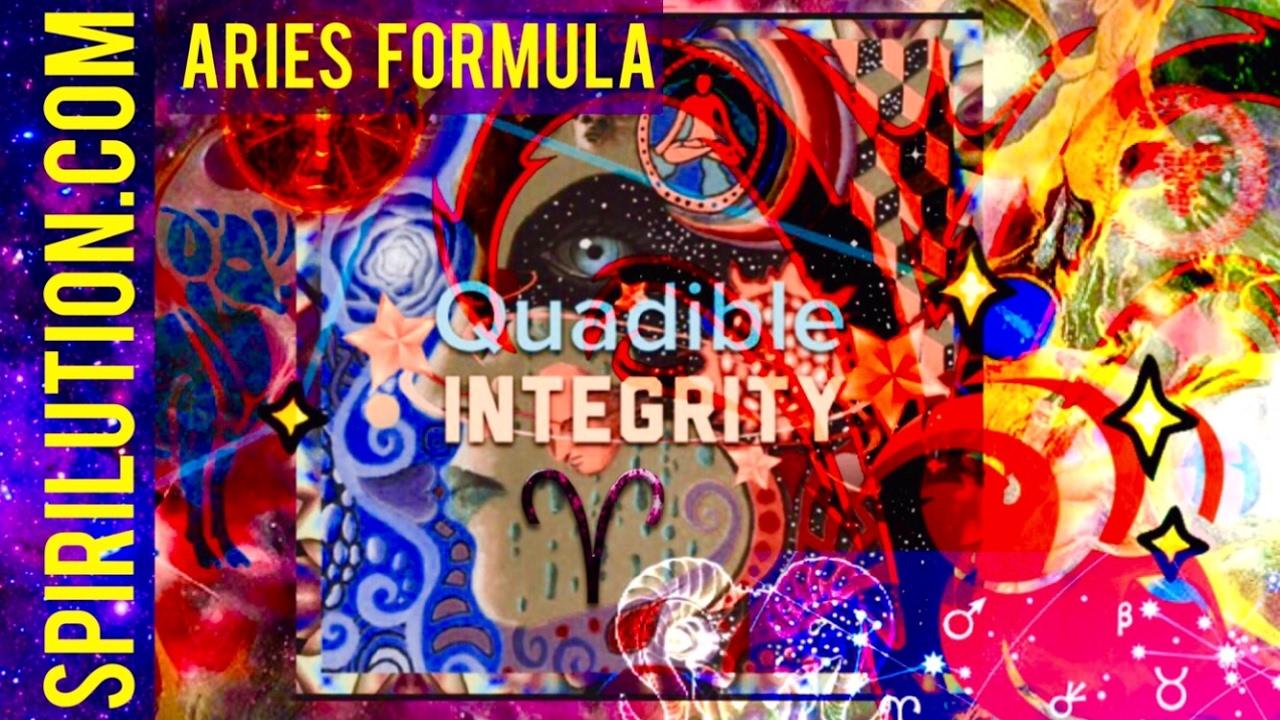 ★Aries Astrological : Zodiac Soul Path Healing Formula★ (Brainwave  Entrainment Intent Frequencies)