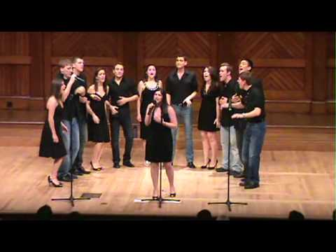 Forever and Always- Taylor Swift (The Harvard Callbacks)