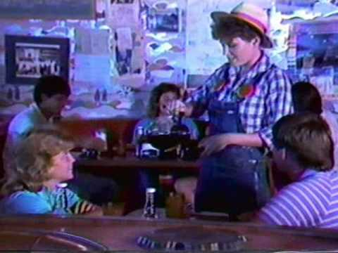 Skeeters Commercial - Gainesville, Florida 1986