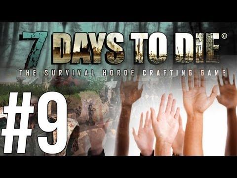 7 Days to Die - ยกมือขึ้น!? - Alpha - (9) Co-op w/Malternative