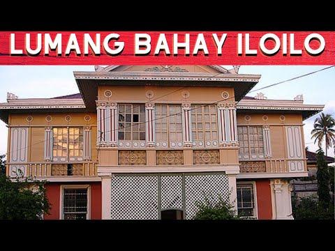 Mga Luma at Malalaking Bahay sa Iloilo