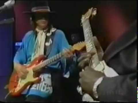Stevie Ray Vaughan  Albert King - Pride and Joy  1983