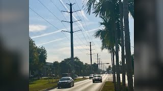 Neighborhoods, businesses will have to deal with 15-story FPL power lines
