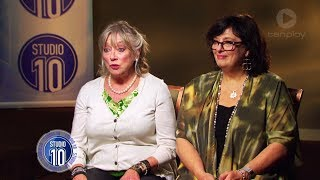 Veronica & Angela Cartwright | Studio 10