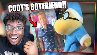 CODY MEETS KEN FOR THE FIRST TIME! | SML Movie: Bowser Junior's Summer Vacation Reaction!