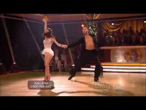 Kelly Monaco & Val Chmerkovskiy - Foxtrot/Cha Cha Fusion