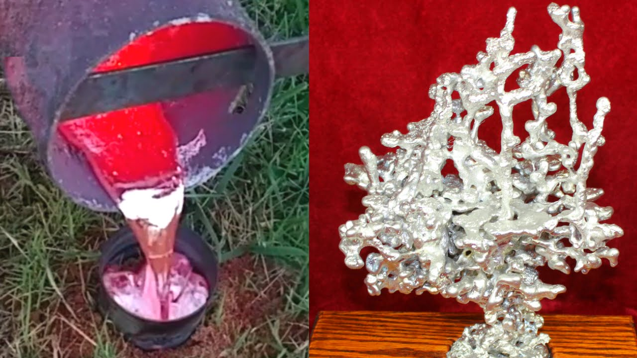 fire ant hill molten aluminum casting how to kill fireants in