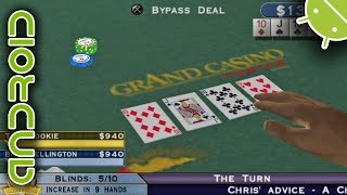 World Series of Poker: Tournament of Champions | NVIDIA SHIELD Android TV | PPSSPP Emulator Sony PSP