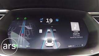 Cruising with Tesla