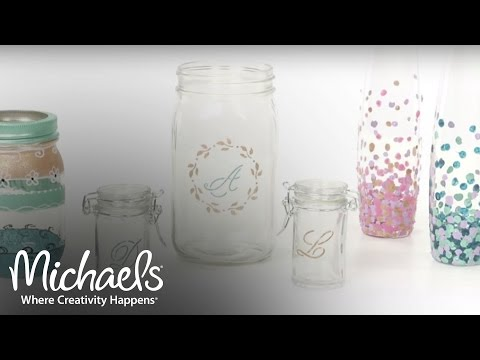 Glass | Craft Painting Basics | Michaels