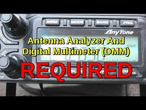Mismatch .. It's not always as it appears, use  Antenna Analyzer not SWR Meter.