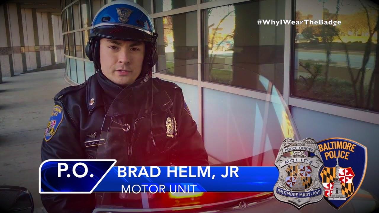 Sworn Careers | Baltimore Police Department
