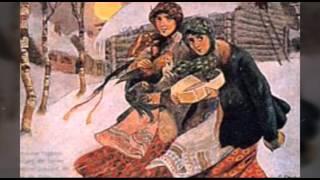 Баллада Жуковского «Светлана»