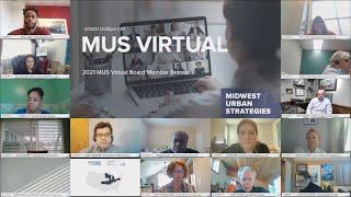 Midwest Urban Strategies Virtual Board Member Retreat 3/25/21