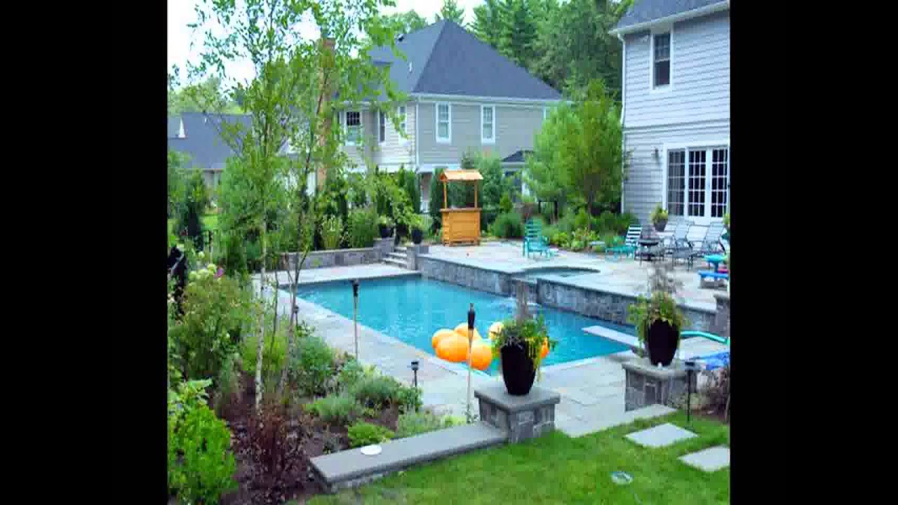 New Small Inground Pool Ideas Youtube