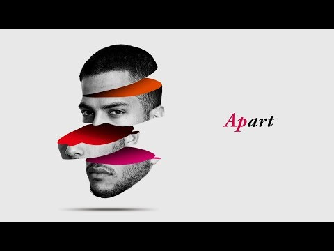 Apart | Graphic design | Photoshop Tutorial