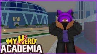 THE BEST ONE YET? | ROBLOX MY HERO ACADEMIA | PART 1 | iBeMaine