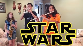 A Star Wars Medley (Main Title/Force Theme/Imperial March/Cantina Band/Duel of the Fates)