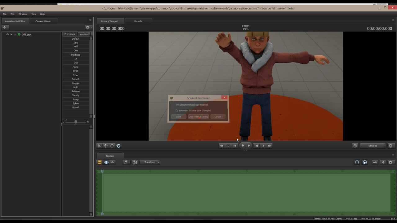 How to add music to sfm