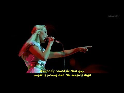 "ABBA (Live Sydney)   ""Dancing Queen"" + Lyrics HD"
