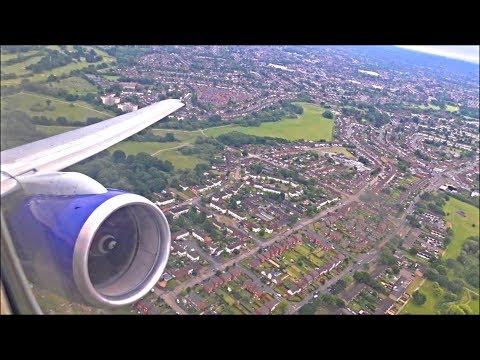 National Airlines Boeing 757-28A | Birmingham to Newark *Full Flight*