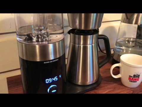 OXO Brain Barista Coffee Maker Review
